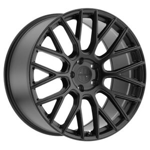 Victor Equipment Stabil 20x10 5x130 Offset 50 Matte Black Qty Of 1