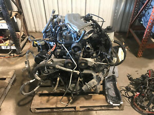 2002 03 F150 Harley Davidson 5 4 Supercharged Engine Trans Pull Out 140k Svt