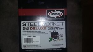 Harris Deluxe Steel Worker Kit Welding cutting