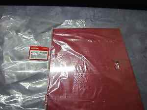 Honda Eu3000is Maintenance Cover Door Oem Fits Eu3000is Inverter Generator