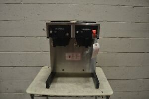 Bloomfield 8792af Gourmet 1000 Dual Automatic Airpot Coffee Brewer 120 240v