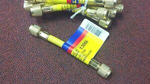 Yellow Jacket Ritchie Recycle Refrigerant Recovery Unit Pre Filter Hose