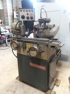 Clausing Model 4210 Cylindrical Grinder With Internal Spindle