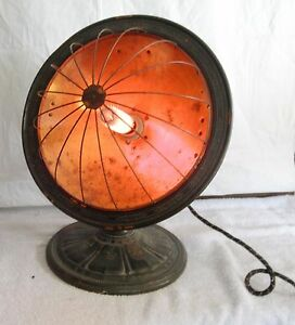 Vintage Universal Bowl Electric Heater By Landers Frary Clark Date To 1930
