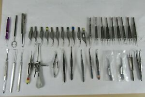 V Mueller Surgical Ophthalmic Colibri Forceps storz accutome And More