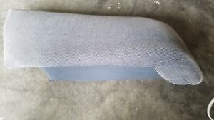 Oem 1996 Honda Civic Rear Seat Bolster Right Passenger Side Gray