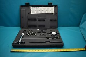 Used Mitutoyo Bore Gage 511 188 With Case