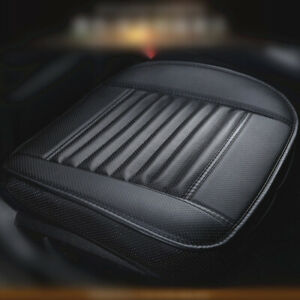 3d Car Front Rear Seat Cover Pu Leather Full Surround Pad Mat Auto Chair Cushion
