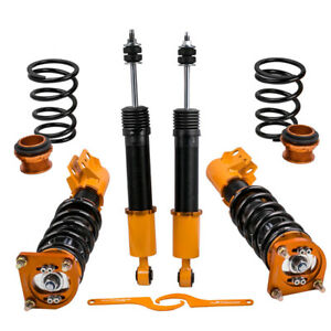 Coilovers Kits For Ford Mustang Gt 4 6l 4th 94 04 Adj Height Mounts Struts
