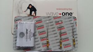 Dentsply Tulsa Waveone Wave One Small 25mm Endodontic File Root Canal