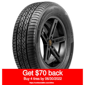 Continental Truecontact Tour 175 65r15 84h quantity Of 4
