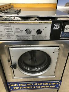 Wascomat Front Load Washer W125 3ph laundromat Coin Laundry