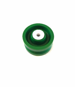 Solid Polyurethane 4 X 2 V groove Wheel With 1 2 Id Wet Environment Bearing