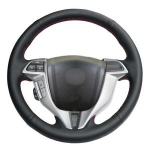 Steering Wheel Cover For Honda Accord 8 Coupe 08 12 Crosstour 10 12 Odyssey10 14