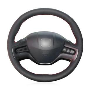 Leather Steering Wheel Cover For Honda Civic Old Civic Honda Civic Civic 8 06 11
