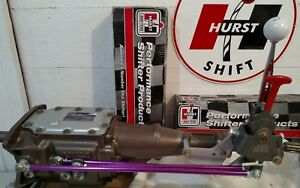 Hurst Super Shifter 3 W Lightning Rods Toploader 4 Speed 432 433 Ford Trans