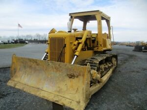 1979 Caterpillar D5b Crawler Dozer Clean Machine W rops Runs Well