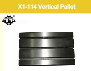 X1 114 Vertical Pallet Sieg X1 Sx1 Metal Layer Board 240x145mm Support Plate