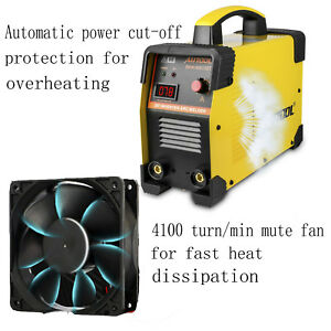 Mma200 Inverter Welder 220v Igbt Mini Arc Welding Machine 0 200a Eu Plug