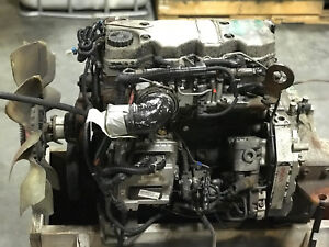 Used Cummins Isbe3 Isbe 3 9 4 5 4 Cyl Complete Engine