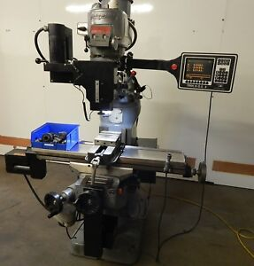 Trak Cnc Prototrak Bridgeport 3 Axis Mill W Trak Age 3 Southwestern Industries