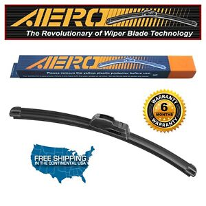 Aero 24 Front Premium All Season Beam J Hook Windshield Wiper Blade