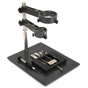 Holder Fixtures For Hot Air Gun Smd Rework Soldering Or Desoldeing Station