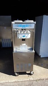 Taylor 794 Soft Serve Frozen Yogurt Ice Cream Machine 1ph Air Fully Working