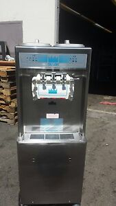 2007 Taylor 794 Soft Serve Frozen Yogurt Ice Cream Machine Warranty 3ph Air
