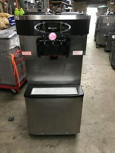 2012 Taylor C713 Soft Serve Frozen Yogurt Ice Cream Machine Warranty 3ph Air