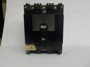Square D Curicuit Breaker Box 999316 100 A 600 Vac 3 Pole