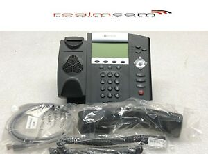 Refurbished Lot Of 13 Polycom Sound Point Ip450 2201 12450 001