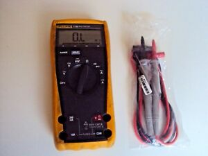 Fluke 77 Iii Multimeter Calibrated With Leads