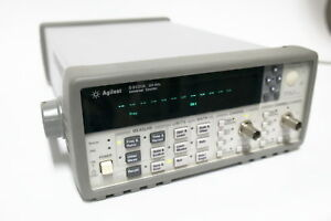 Agilent Hp 53131a 225mhz Universal Frequency Counter Timer