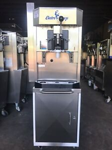 2017 Electro Freeze Cs705 Five Flavor Milkshake Machine 1ph Air