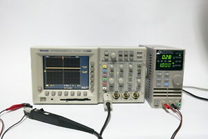 Tektronix Probe Tcp202 Dc Coupled Current Probe 15a 50mhz