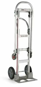 Magliner Gemini 18 Nose 10 Tire Convertible Sr Hand Truck 61 55 3 4 Long 21