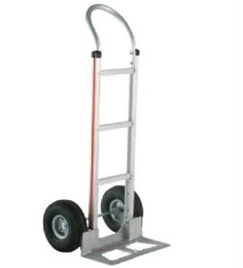 Magliner U loop Handle 18 Nose 10 Flat Free Tire Hand Truck 111 u 1010