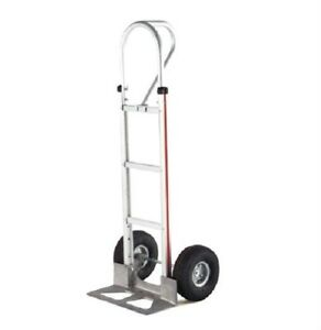 Magliner 52 Tall Vending Loop Handle 18 Nose 10 Pneumatic Tire Hand Truck