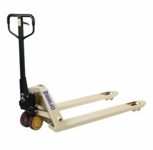 Wesco Industrial Cpi Economy Pallet Truck 27 W X 48 L Fork office Products