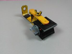 Eclipse Magnetic Positioner 922 V Vee Block W Mounting Bracket Machinist Tool