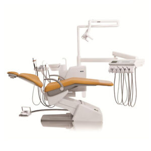Siger Dental Unit Chair U200 With Dentist Stool Vep