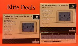 Summer Sale New Emerson White rodgers 1f95 1291 W humidity Control 4h 2c