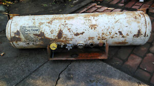 Under Van Mounted Lpg Tank Used For Truck Mount Carpet Cleaning Machine
