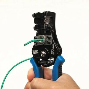 Wire Cutter And Stripper For 8 24 Awg Solid And 10 22 Awg Stranded Electrical W