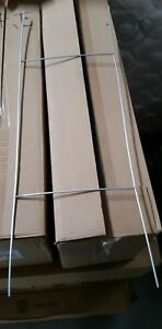 1500 H Wire Step Stakes For Corrugated Yard Signs 10 X 30 As Is Pickup Only