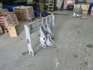 Genie Telescopic Forklift Mounting Bracket