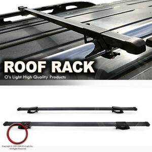 Jeep Grand Cherokee Roof Rail Rack Top Luggage Carrier 48 Cargo Square Crossbar