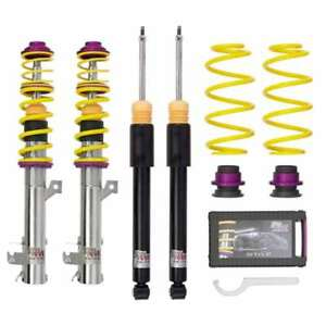 Kw Variant 1 Coilovers Fits 2004 Vw Golf R32 Awd 10280081