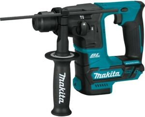 Makita 12 volt Max Cxt Lithium ion 5 8 In Brushless Cordless Sds plus Rotary